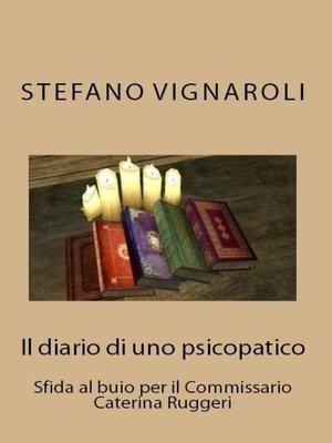 cover image of Il diario di uno psicopatico