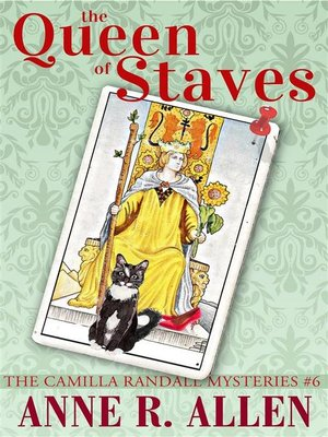 cover image of The Queen of Staves
