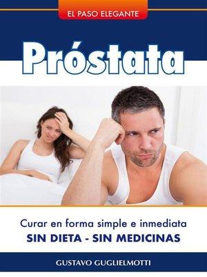 cover image of Próstata--Resolver sin dieta ni medicinas