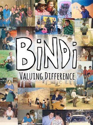 cover image of Bindi--valuing difference