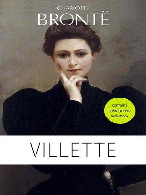 cover image of Charlotte Brontë--Villette