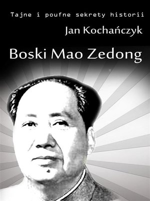 cover image of Boski Mao Zedong
