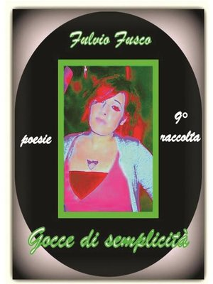 cover image of Gocce di semplicità