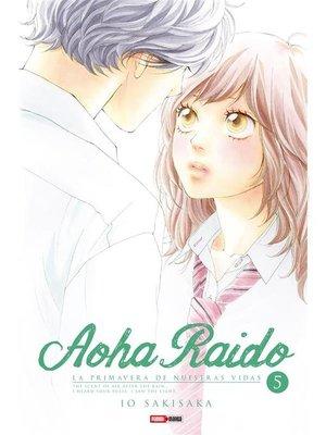 cover image of Aoha Raido 5
