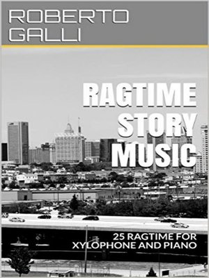 cover image of Ragtime Story Music