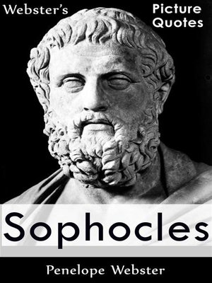 cover image of Webster's Sophocles Picture Quotes