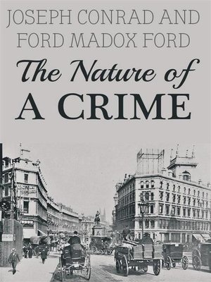 cover image of The Nature of a Crime