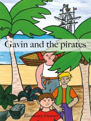 cover image of Gavin and the Pirates
