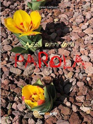 cover image of Abba dimmi una parola