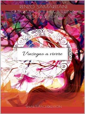 cover image of V'insegno a vivere