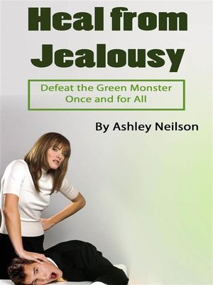 cover image of Heal from Jealousy entire book