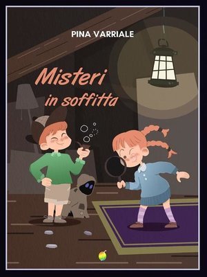cover image of Misteri in soffitta