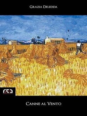 cover image of Canne al vento
