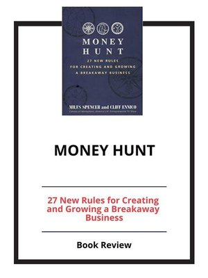 cover image of Money Hunt