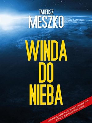 cover image of Winda do nieba