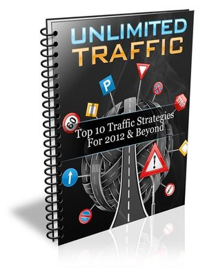 cover image of Unlimited Traffic