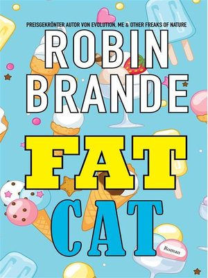 cover image of Fat Cat (Deutsche)