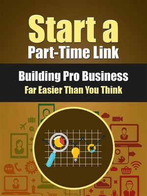 cover image of Start a Part-Time Link Building Pro Business