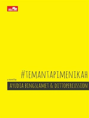 cover image of #TemantapiMenikah
