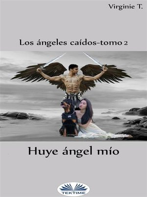 cover image of Huye, Ángel Mío