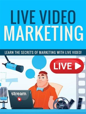 cover image of Live Video Marketing