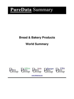 cover image of Bread & Bakery Products World Summary