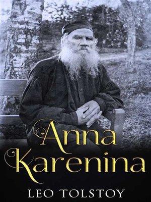 cover image of Anna Karenina