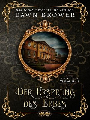cover image of Der Ursprung Des Erbes