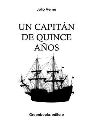 cover image of Un capitán de quince años