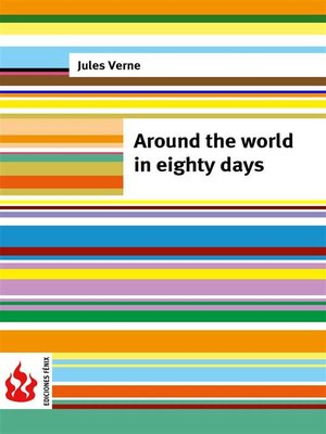 cover image of Around the world in eighty days (low cost). Limited edition