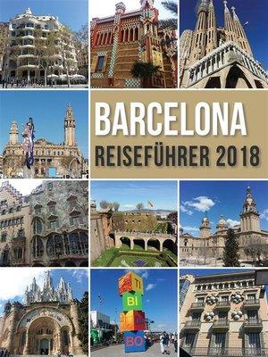 cover image of Barcelona Reiseführer 2018
