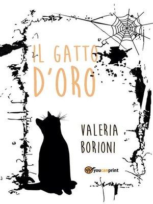 cover image of Il gatto d'oro