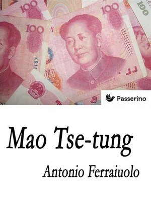cover image of Mao Tse-tung