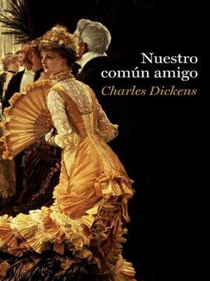 cover image of Nuestro amigo común