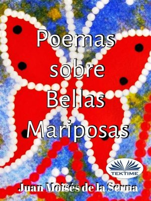 cover image of Poemas Sobre Bellas Mariposas