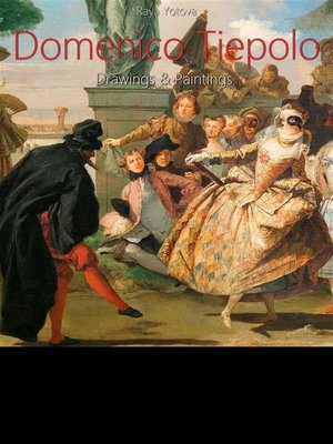 cover image of Domenico Tiepolo--Drawings & Paintings (Annotated)