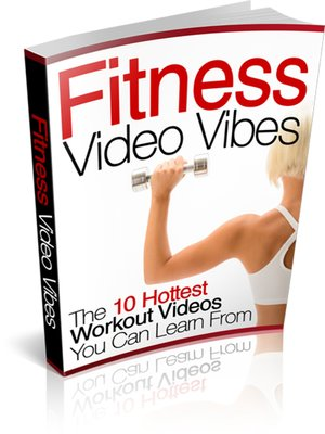 cover image of Fitness Video Vibes