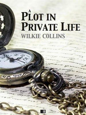 cover image of A plot in private life