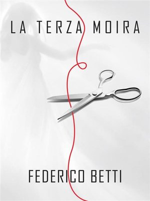 cover image of La terza Moira