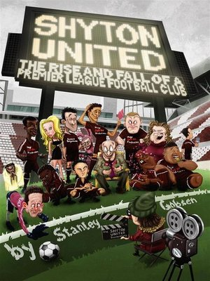 cover image of Shyton United
