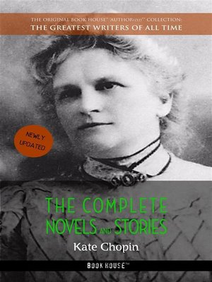 cover image of Kate Chopin