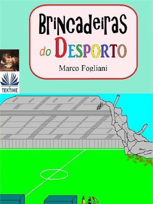 cover image of Brincadeiras do desporto