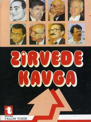 cover image of Zirvede Kavga