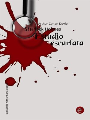 cover image of Estudio escarlata