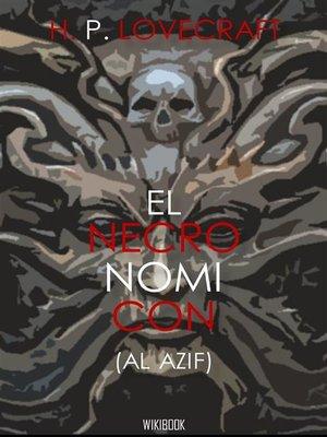 cover image of El Necronomicon