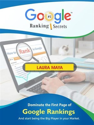 cover image of Google Ranking Secrets