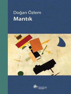 cover image of Mantık