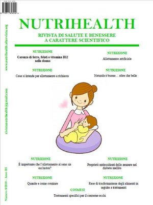 cover image of NutriHealth--Ottobre 2018
