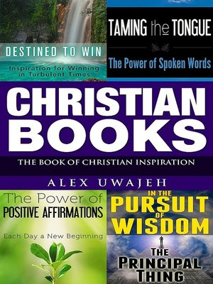 cover image of Christian Books