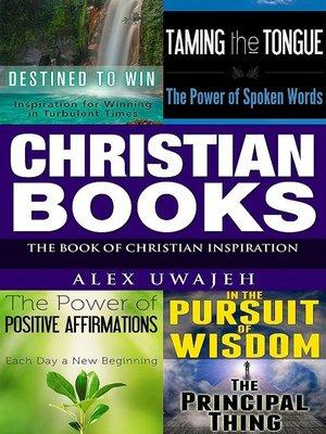 Christian Books by Alex Uwajeh · OverDrive (Rakuten